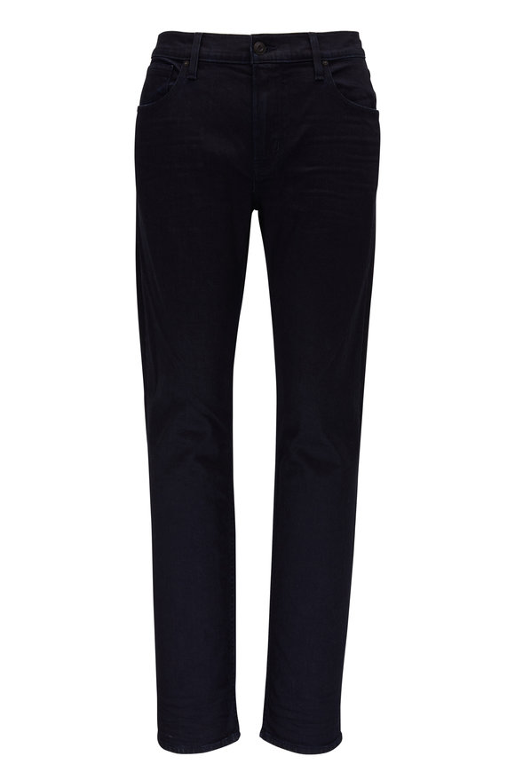 Hudson Clothing Blake Slim Straight Dark Jean