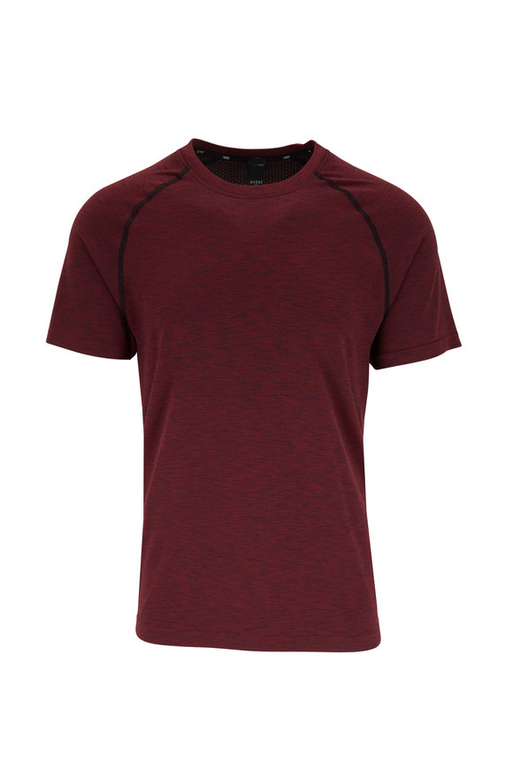 Rhone Apparel Reign Tech Andorra Mesh Short Sleeve Top