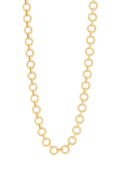 Temple St. Clair - 18K Yellow Gold J'Darc Link Necklace