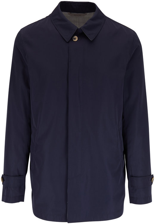 Canali Navy Blue