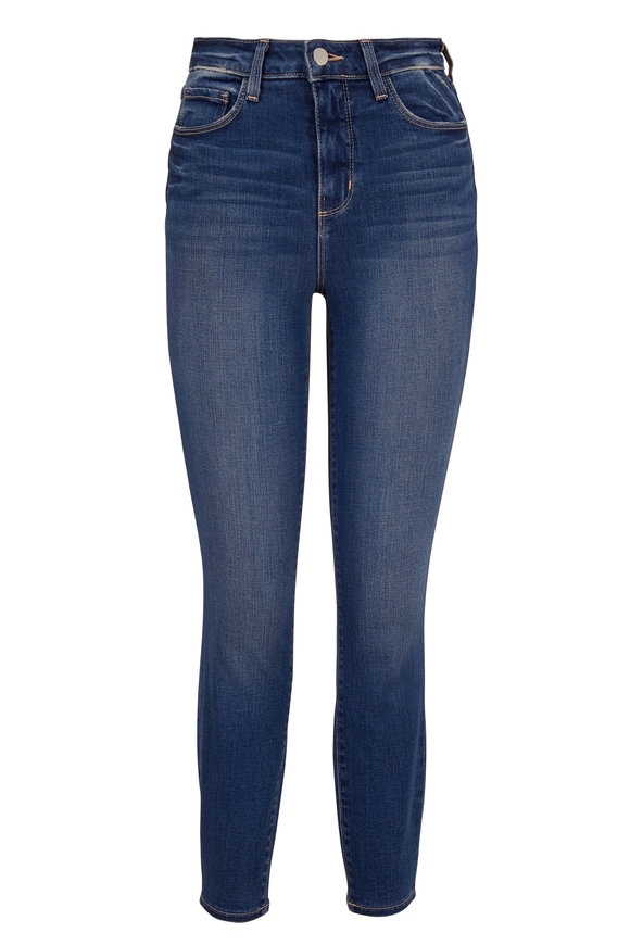 L'Agence Margot Manchester High-Rise Ankle Jean