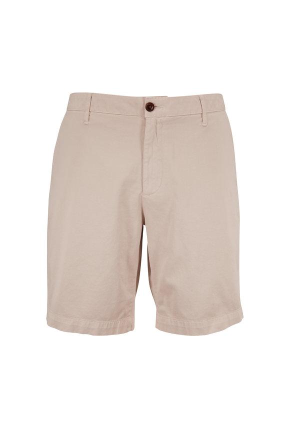 Faherty Brand Stone Stretch Chino Shorts
