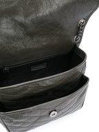 Saint Laurent - Niki Monogram Cement Gray Medium Bag