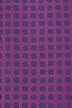 Charvet - Pink & Blue Silk Necktie