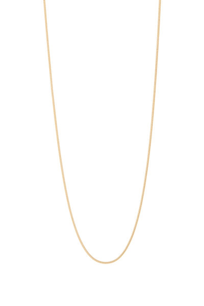 Fernando Jorge - 18K Yellow Gold Thick Snake Chain Necklace