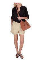 Loewe - Hammock Tan Leather Small Satchel Bag