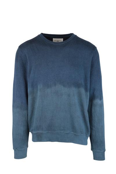 Sol Angeles - Jasper Blue Dip Dye Sweater