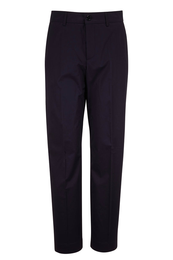 Bogner Abbie Navy Stretch Cotton Pant