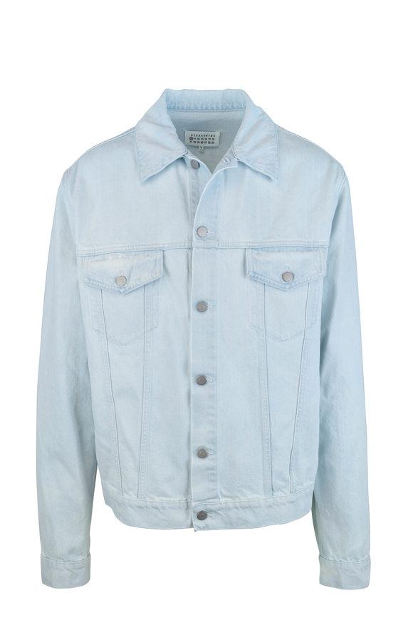 Maison Margiela Light Blue Denim Jacket