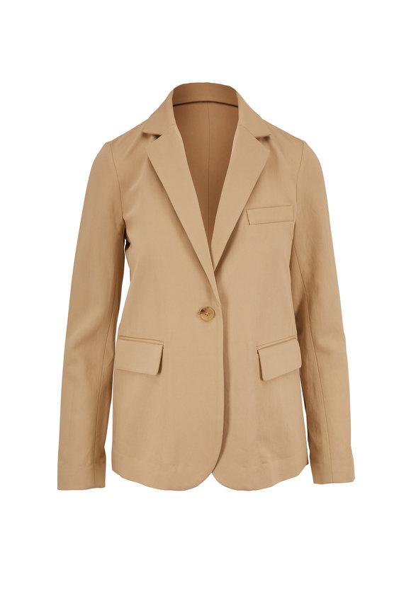 Nili Lotan Sophia Khaki Jacket