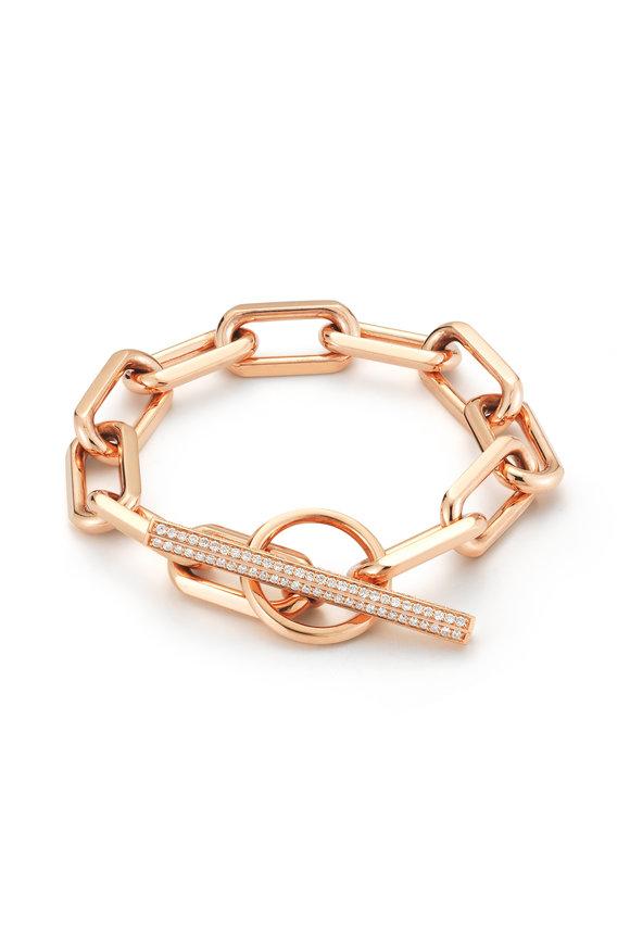 Walters Faith 18K Rose Gold Saxon Jumbo Link Bracelet