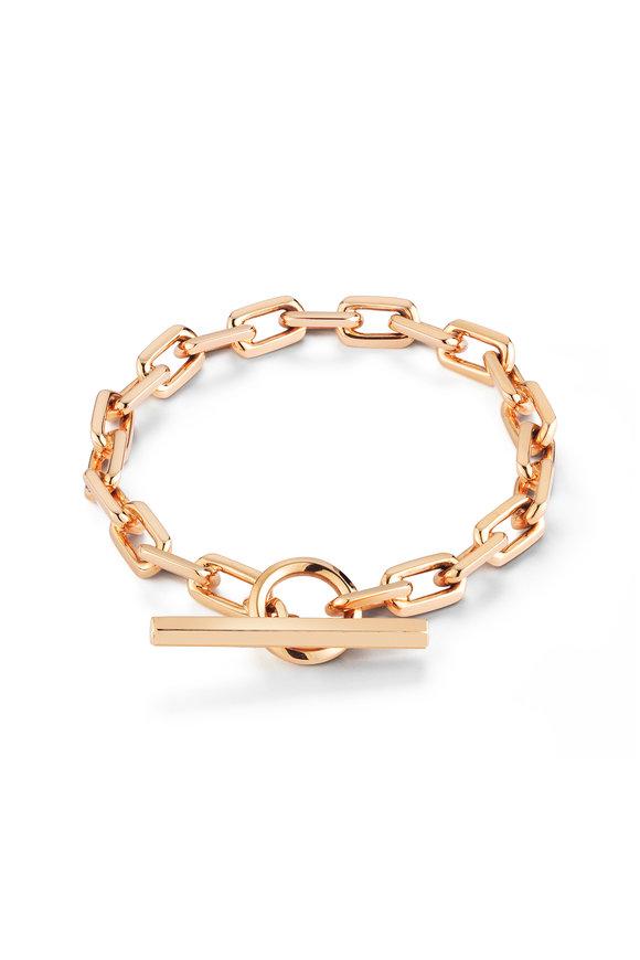Walters Faith 18K Rose Gold Saxon Link Toggle Bracelet