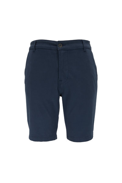Hudson Clothing - Navy Chino Shorts