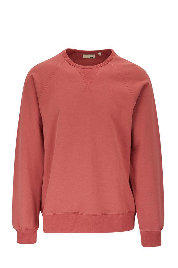 Swet Tailor Salmon Crewneck Sweatshirt