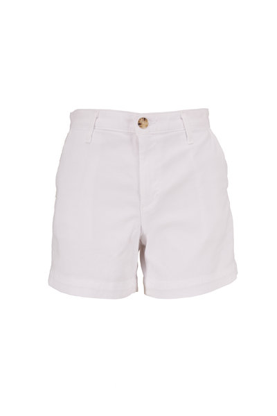 AG - The Caden White Tailored Shorts