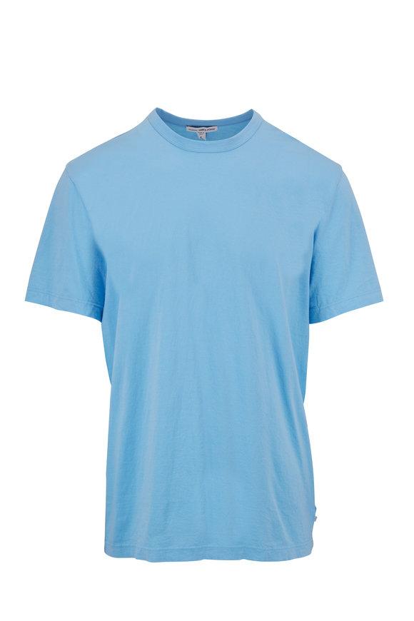 James Perse Marina Cotton Crewneck T-Shirt