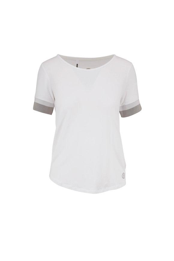 Bogner Nila White Jersey T-Shirt