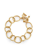 Temple St. Clair - Yellow Gold Large Link Bracelet