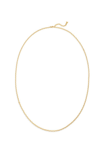 Temple St. Clair - 18K Gold Oval Chain