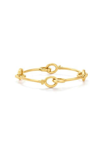 Temple St. Clair - 18K Yellow Gold Orsina Link Bracelet