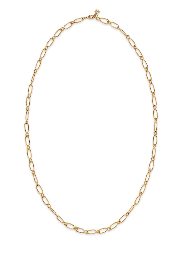Temple St. Clair 18K Yellow Gold River Chain