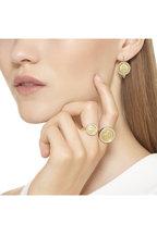 Temple St. Clair - 18K Yellow Gold Diamond Angel Ring