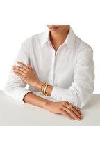 Temple St. Clair - 18K Yellow Gold Orsina Diamond Link Bracelet