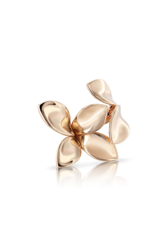 Pasquale Bruni Rose Gold Giardini Segreti Ring