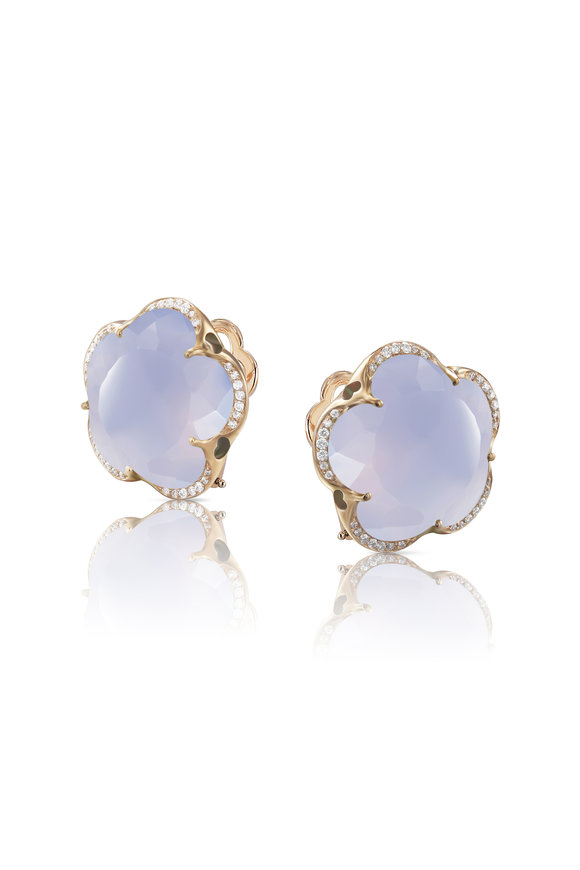 Pasquale Bruni 18K Rose Gold Bon Ton Earrings