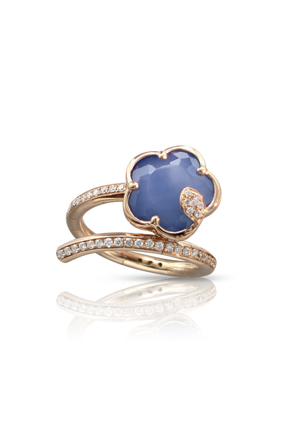 Pasquale Bruni 18K Rose Gold Ton Joli Ring