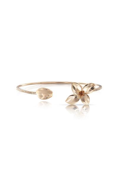 Pasquale Bruni - Rose Gold Giardini Petite Bracelet