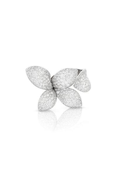 Pasquale Bruni - 18K White Gold Giardini Diamond Ring
