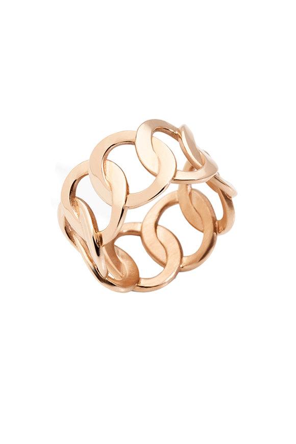 Pomellato 18K Rose Gold Brera Ring