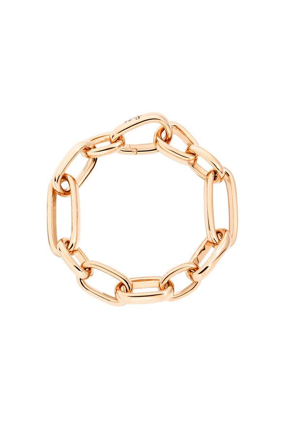 Pomellato 18K Rose Gold Iconica Slim Chain Bracelet