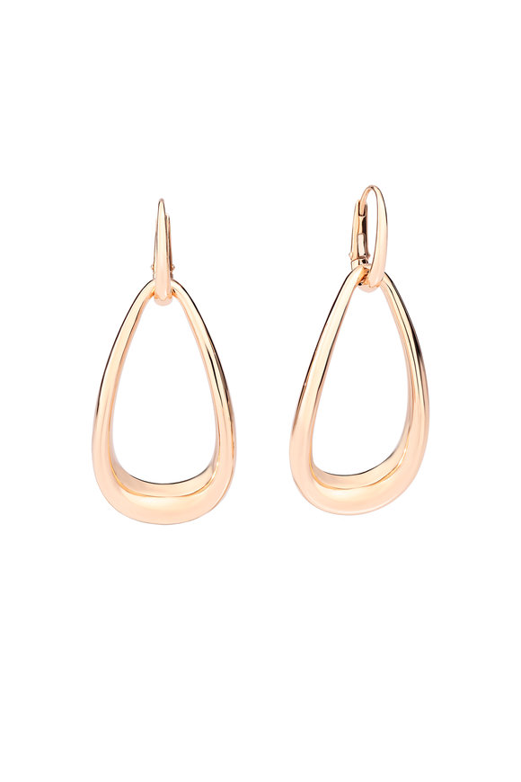 Pomellato Rose Gold Fantina Earrings