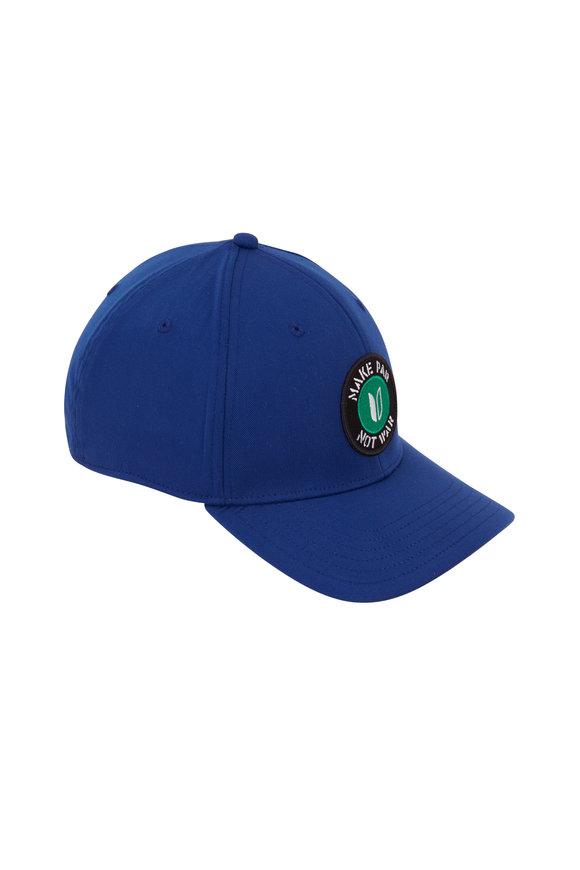 Linksoul Dark Royal Blue Flexfit Golf Hat