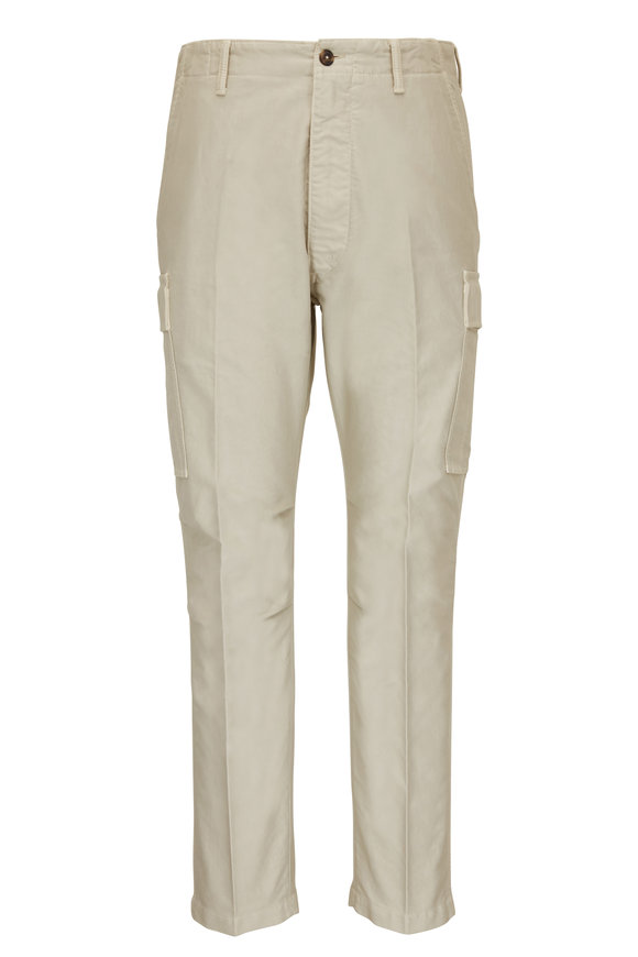 Tom Ford Natural Modern Cargo Pant