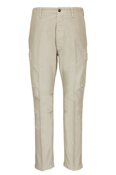 Tom Ford - Natural Modern Cargo Pant