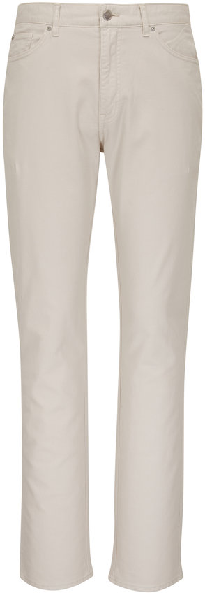 Peter Millar Stone Four-Way Stretch Cotton Five Pocket Pant