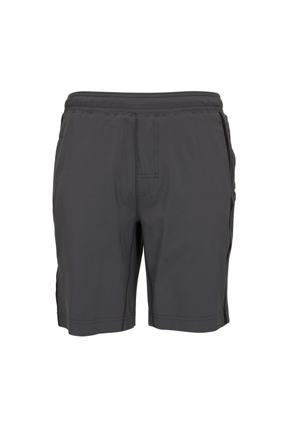 Fourlaps Advanced Charcoal Grey Performance Shorts