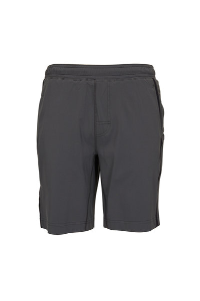 Fourlaps - Advanced Charcoal Grey Performance Shorts