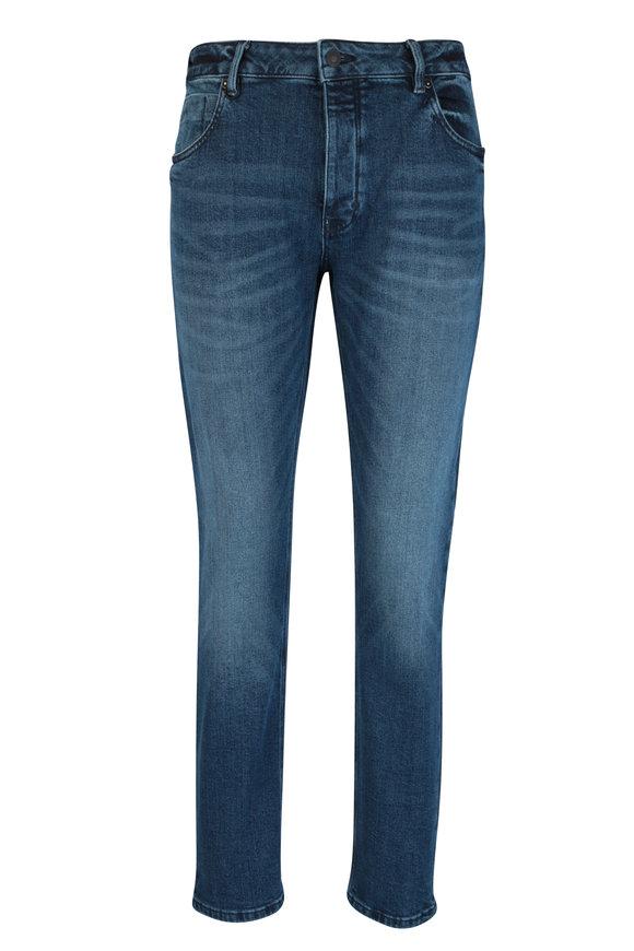 NEUW Lou Architect Dark Blue Five Pocket Jean