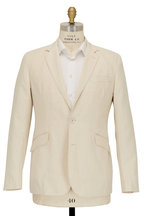 Orlebar Brown - Bond Tan Cotton & Linen Sportcoat