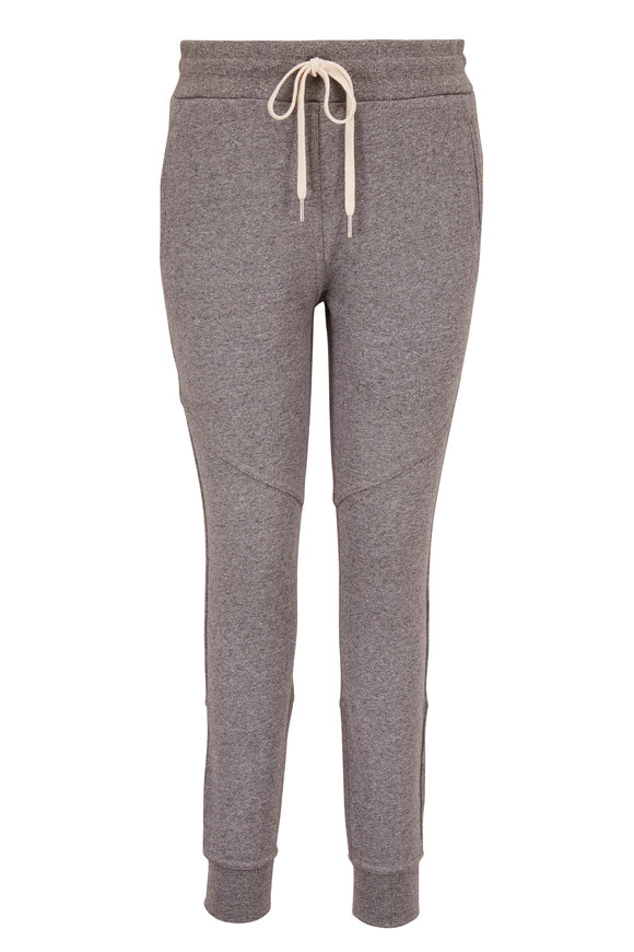 John Elliott Escobar Heather Gray Lounge Pant