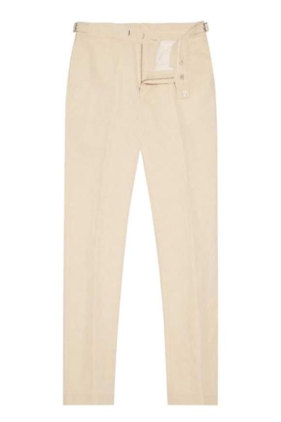 Orlebar Brown Bond Cotton & Linen Matchstick Pant