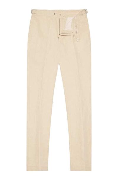 Orlebar Brown - Bond Cotton & Linen Matchstick Pant