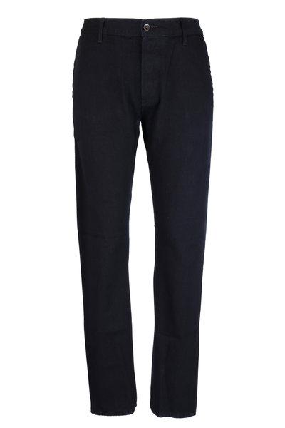 Raleigh Denim - Martin Anchor Blue Five Pocket Jean