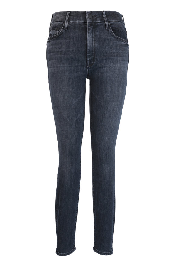 Mother Denim The Looker Nightowl High-Rise Skinny Jean