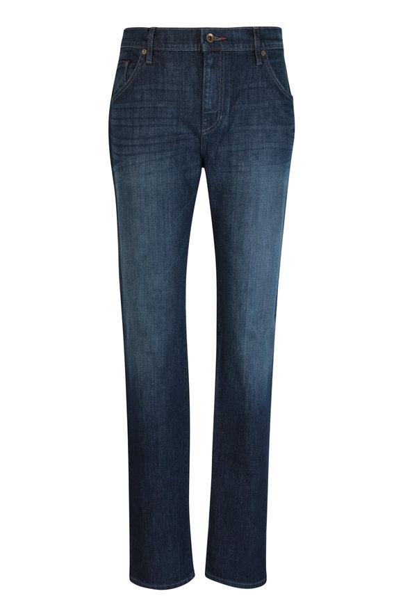 Raleigh Denim Martin Mason Five Pocket Jean