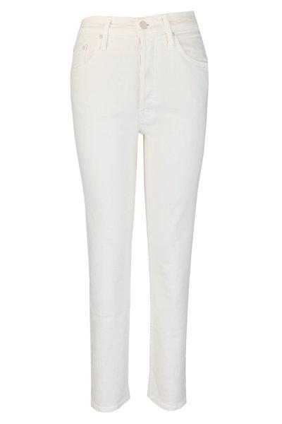 Mother Denim - Tomcat Cream Puff Ankle Jean